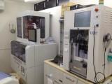 つつじ薬局美乃利で並ぶ機械たち