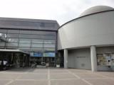 総合文化センター。プラネタリウムもあります。